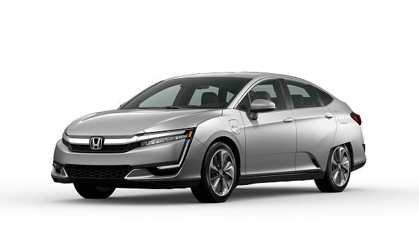 2021 Honda Clarity PHEV in Solar Silver Metallic