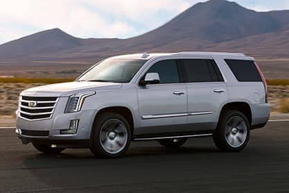 2019 Cadillac Escalade and Cadillac Escalade ESV