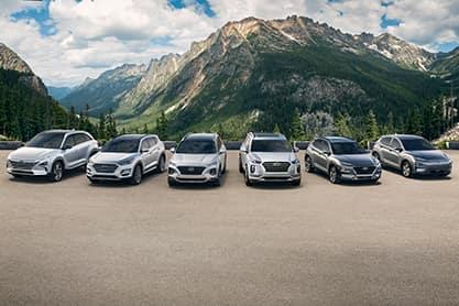 2020 Hyundai Full Lineup