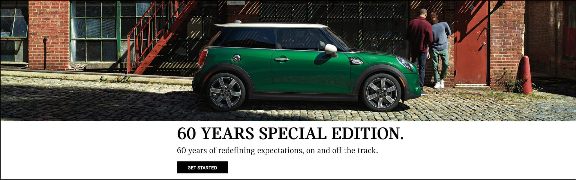 MINI 60 Years Special Edition
