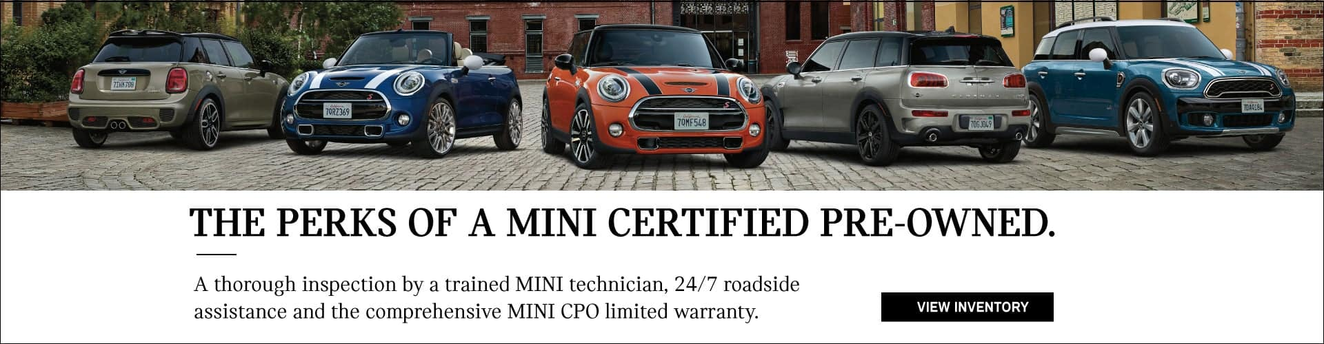 Perks of a MINI Certified Pre-Owned Vehicle
