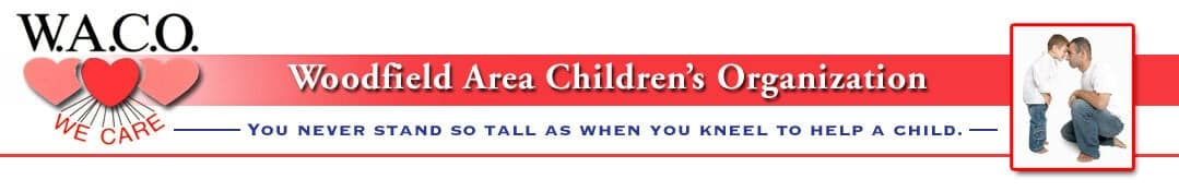 Woodfield Area Children's Organization (W.A.C.O.) Banner