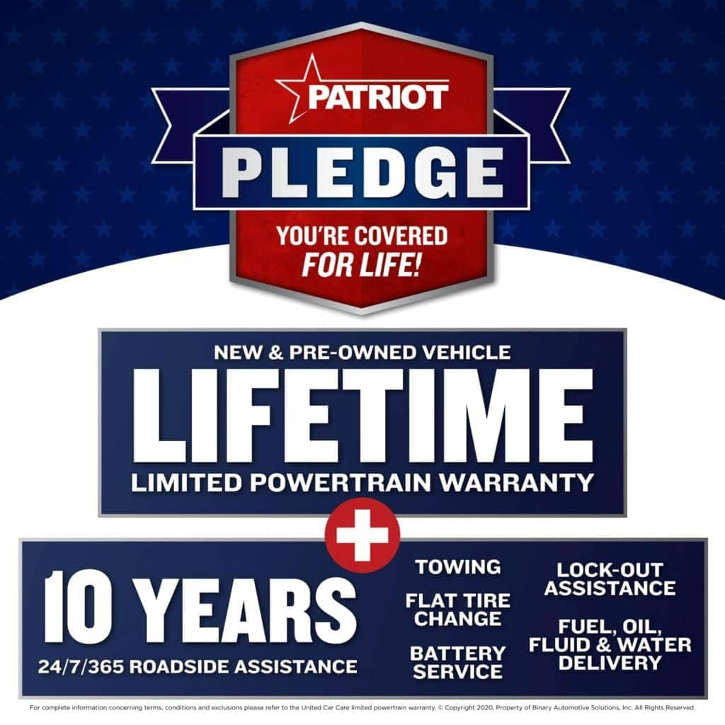 Patriot Pledge