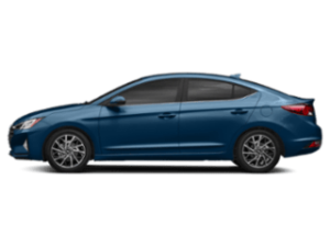 2019 Hyundai Elantra - sideview