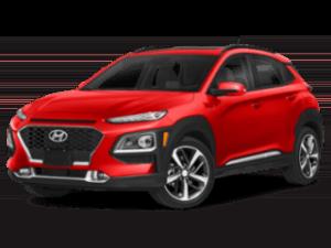 2019 Hyundai Kona Angled