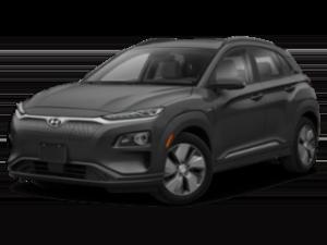 2019 Hyundai Kona Electric Angled