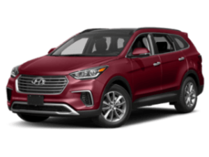 2019 Hyundai Santa Fe XL - angled