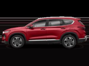 2019 Hyundai Santa Fe - sideview