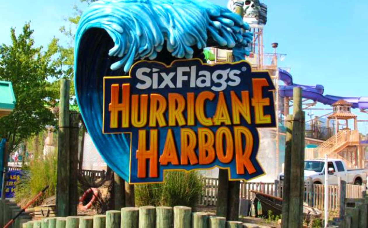Hurricane Harbor