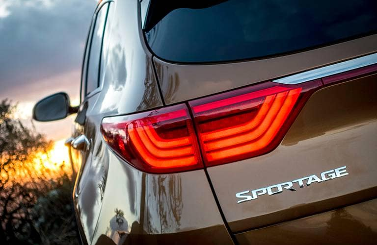 Sportage Headlight