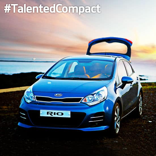 Talented Compact