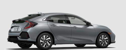 Sonic Gray Pearl Civic