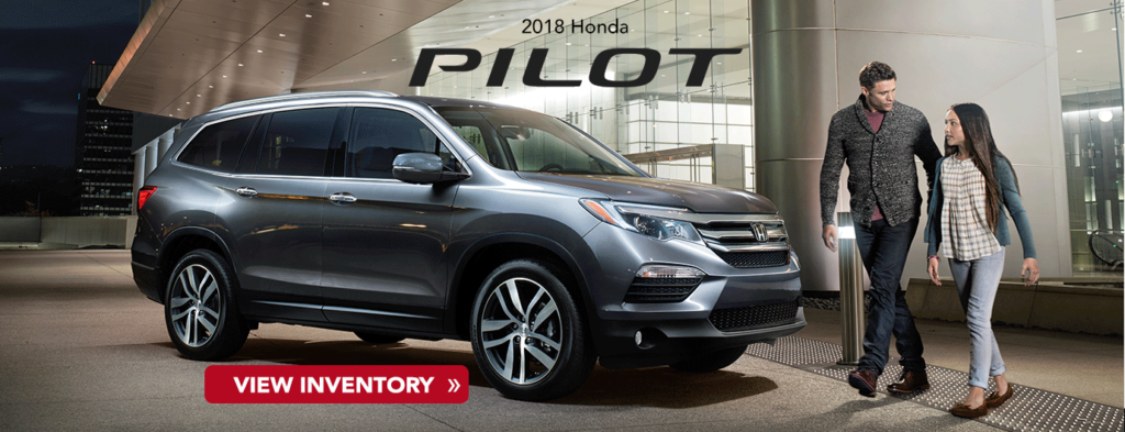 2018 Honda Pilot research banner