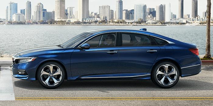 2018 Honda Accord Sedan research & Info