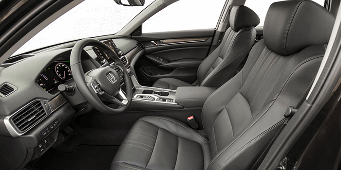 2018 Accord Hybrid interior