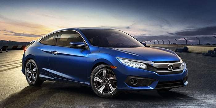 2018 Honda Civic Coupe research & Info