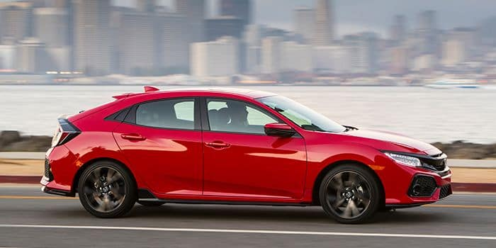 2018 Honda Civic Hatchback research & Info