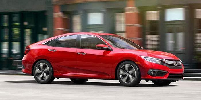 2018 Honda Civic Sedan research & Info