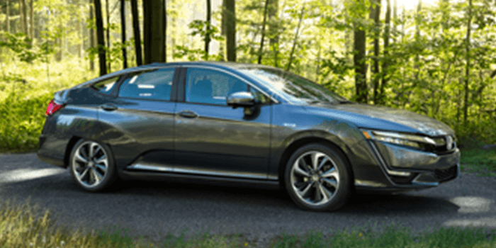 2018 Honda Clarity Plug-In Hybrid research & Info
