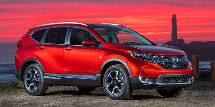 2018 Honda CR-V SUV research & Info