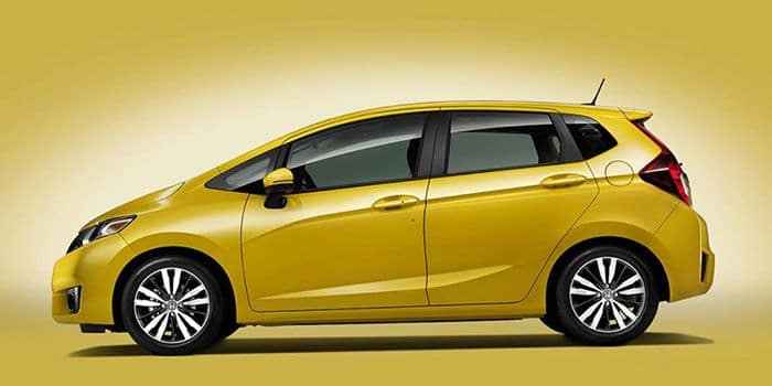 2018 Honda Fit research & Info