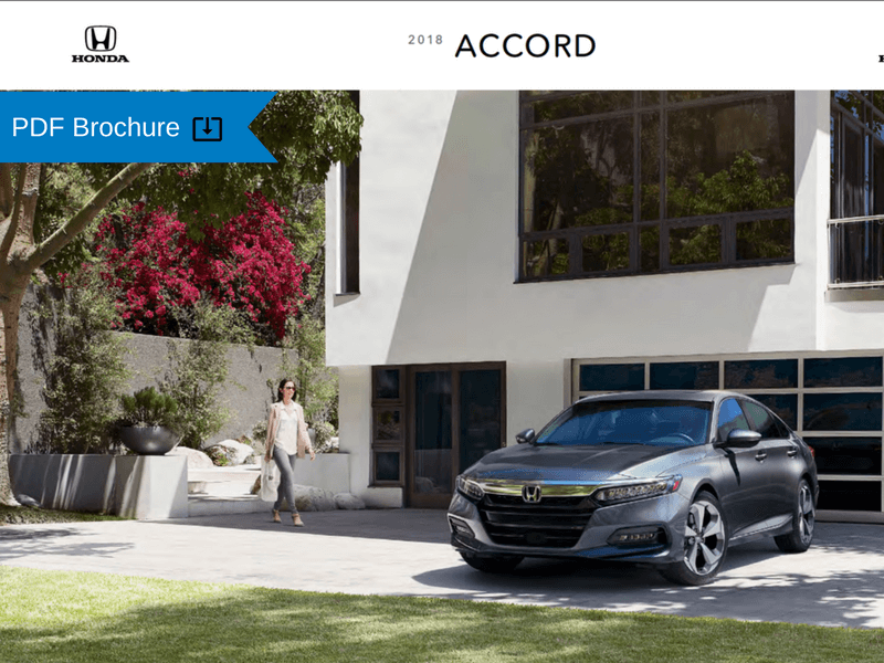 2018 Honda Accord Brochure pgimg