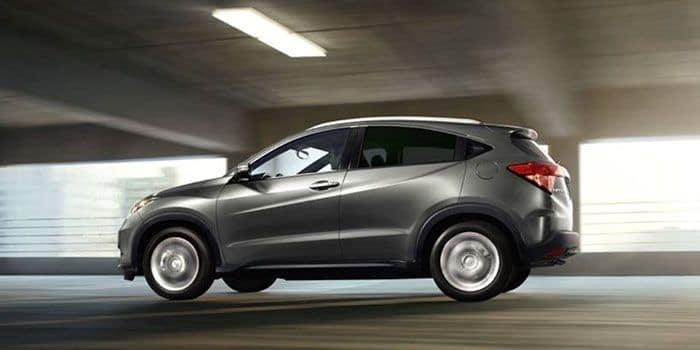 2018 Honda HR-V Crossover research & Info