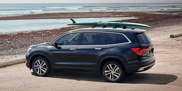 2018 Honda Pilot SUV research & Info