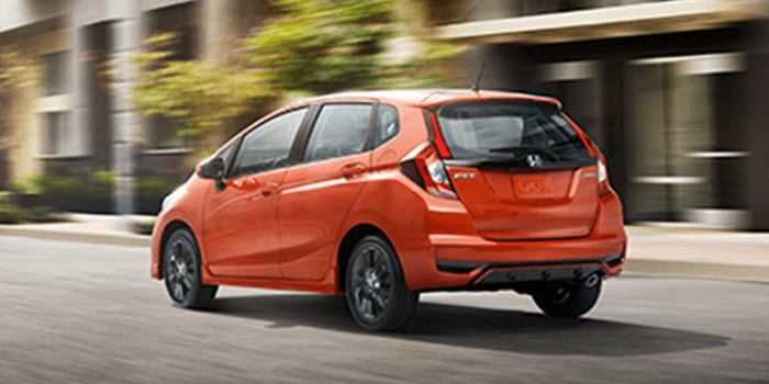 2019 Honda Fit research
