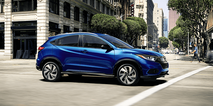2019 Honda HR-V research