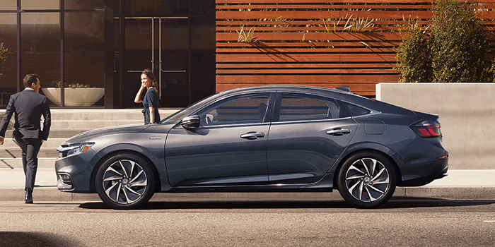 2019 Honda Insight research