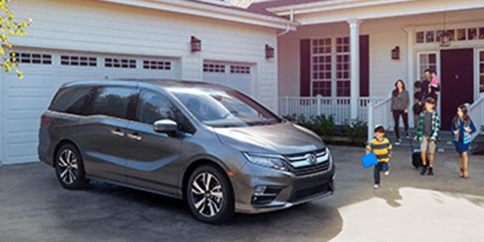 2019 Honda Odyssey research