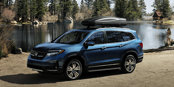 2019 Honda Pilot research