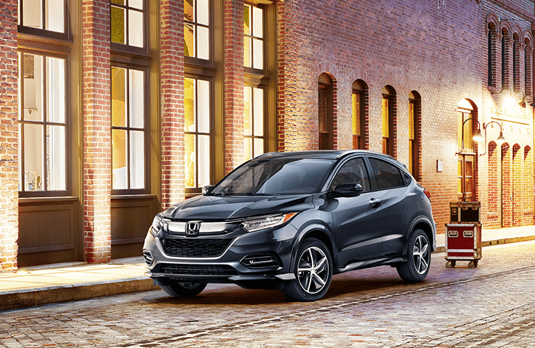 2019 Honda HR-V Trim comparison
