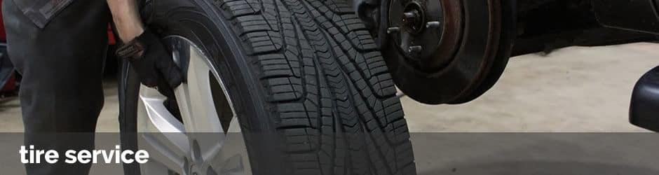 Honda tire service in Ridgeland