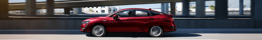 Honda Clarity Lease and Finance specials banner