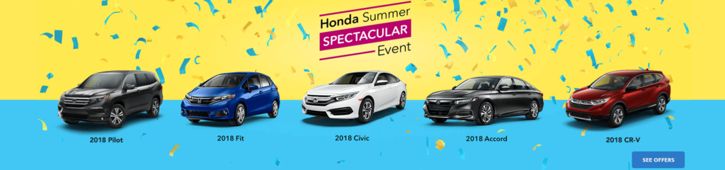 Honda Summer Clearance Sale in MS