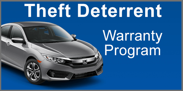 Theft Deterrent Warranty