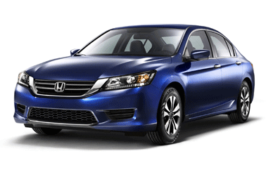 used 2014 Honda Accord Sedan Blue