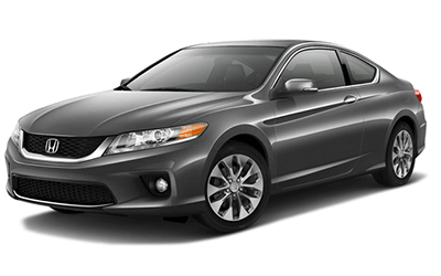 used 2014 Honda Accord Coupe Gray