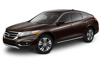 used 2014 Honda Crosstour Brown