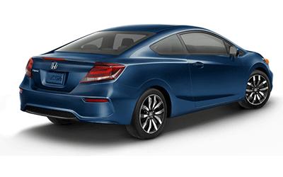 used 2014 Honda Civic Coupe exl