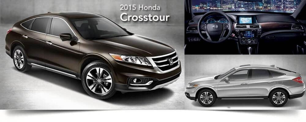 used 2015 Honda Crosstour banner