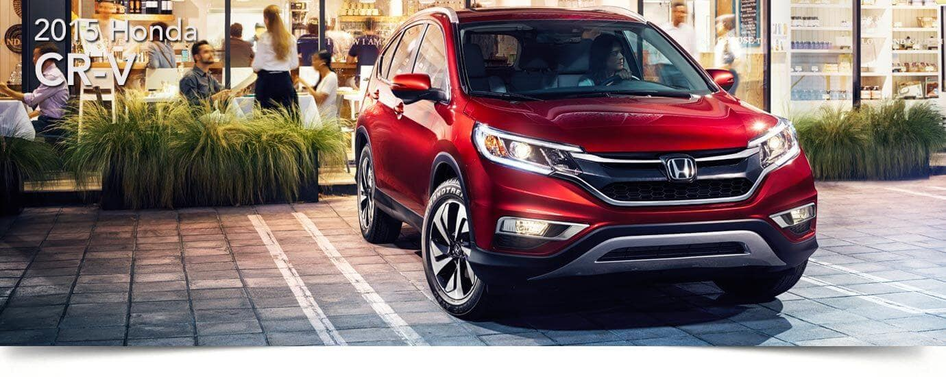 used 2015 Honda CR-V Banner
