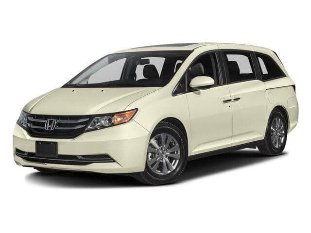 used Honda Odyssey review