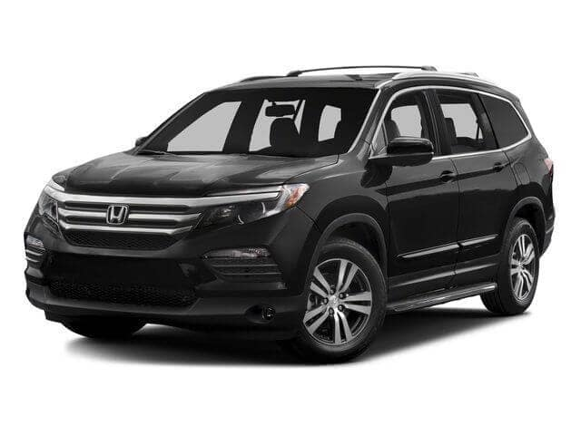 Used Honda Pilot review