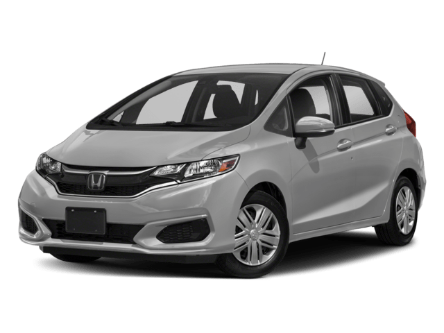 2018 Honda Fit angled