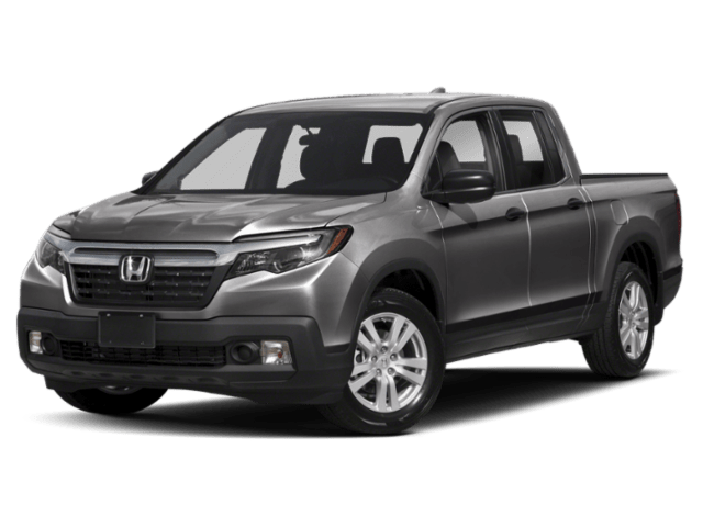 2019 Honda Ridgeline angled