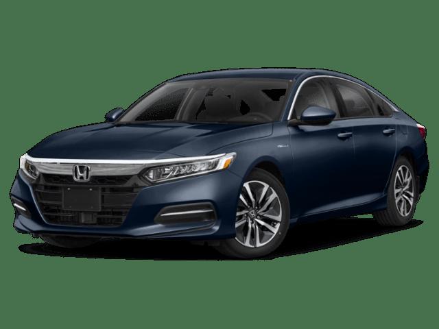 Honda Accord Hybrid angled