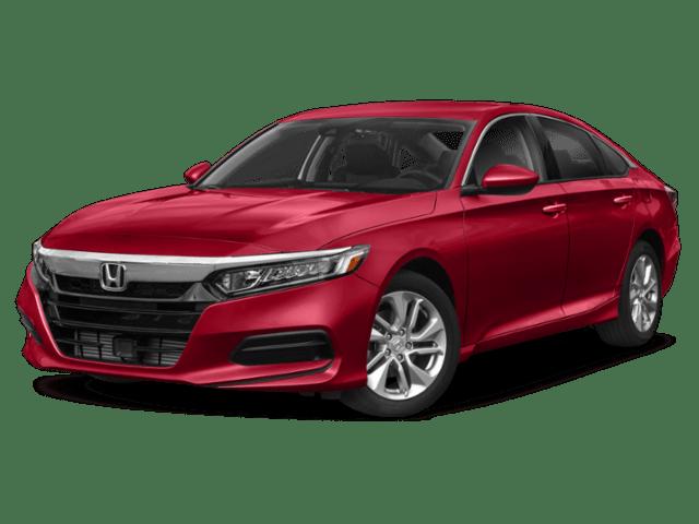 Honda Accord Sedan angled